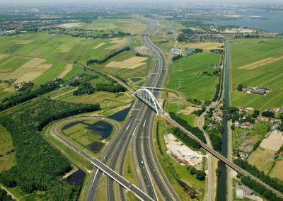 Verbreding Schiphol – Amsterdam – Almere (A1-A6)